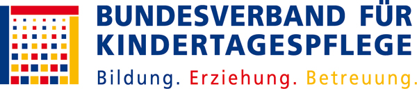 Logo des Bundeverbands für Kindertagespflege